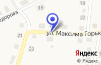 Схема проезда до компании МАГАЗИН ИСТОК в Юргинском