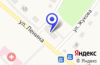Схема проезда до компании ОБЛАСТНАЯ БОЛЬНИЦА N 22 СЕЛА ЮРГИНСКОЕ в Юргинском