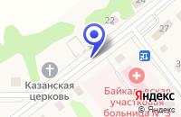 Схема проезда до компании ДОМ КУЛЬТУРЫ ЕЛАНСКИЙ в Байкалово