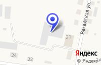 Схема проезда до компании ОМУТИНСКОЕ АВТОТРАНСПОРТНОЕ ПРЕДПРИЯТИЕ (АТП) в Омутинском