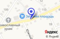 Схема проезда до компании КОМПЬЮТЕРНЫЙ МАГАЗИН 6 BIT в Петухове