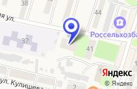 Схема проезда до компании МУ ДЕТСКИЙ САД РОДНИЧОК в Петухове