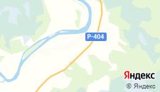 Отели города Тоболтуры на карте