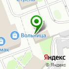 Местоположение компании Градопроект