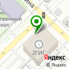 Местоположение компании ЛУЧ