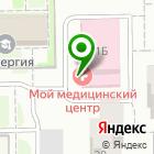 Местоположение компании СОГАЗ