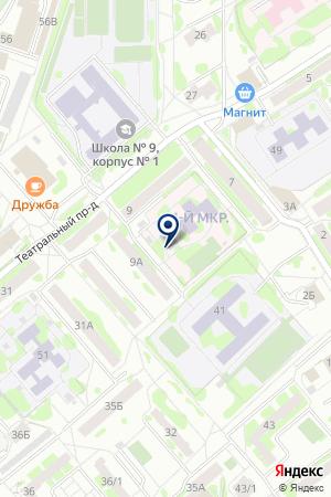 МАГАЗИН FINN FLARE (ФИНН ФЛАЕР) на карте Тобольска