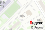 Схема проезда до компании Автомир в Тобольске