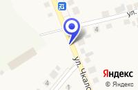 Схема проезда до компании ЭЛЕКТРОСЕТИ РАЙОННЫЕ БЕРДЮЖСКИЕ в Бердюжье