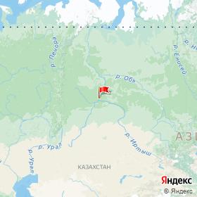 Weather station homes-smart in Tobolsk, Tyumen Region, Russia