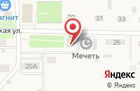 Схема проезда до компании Администрация Прииртышского сельского поселения в Прииртышском