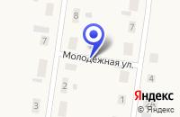 Схема проезда до компании ДЕТСКИЙ САД СЕЛА МЕДВЕДЕВО в Голышманово