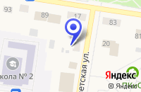 Схема проезда до компании ДВОРЕЦ КУЛЬТУРЫ Д.ЗЕМЛЯНАЯ в Голышманово