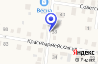 Схема проезда до компании МАГАЗИН ЖЕНСКИЙ РАЙ в Голышманово