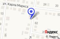 Схема проезда до компании ПРОИЗВОДСТВЕННЫЙ КООПЕРАТИВ ПРОГРЕСС в Голышманово