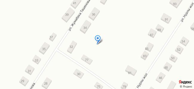 Казахстан, Акмолинская область, Сандыктауский район, село Максимовка