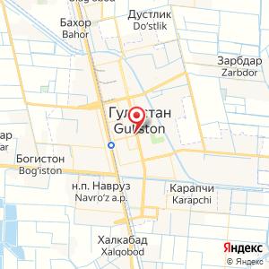 Сырдарьинский областной филиал