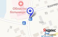 Схема проезда до компании ОБЛАСТНАЯ БОЛЬНИЦА N 9 СЕЛА ВАГАЙ в Вагае