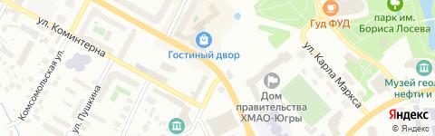 г.Ханты-Мансийск, Рознина 124