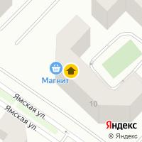 Световой день по адресу Россия, Ханты-Мансийский АО, Ханты-Мансийск, Ямская улица, 10
