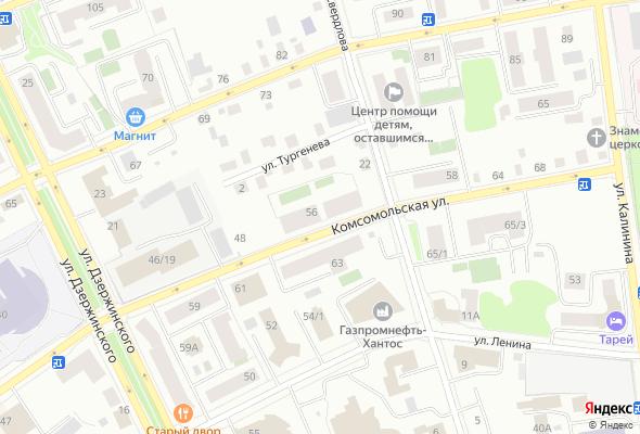 купить квартиру в ЖК Квартал Комсомольский