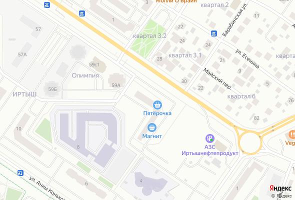 купить квартиру в ЖК Иртышский берег