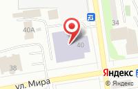 Схема проезда до компании Флорист-Экспресс в Абинске