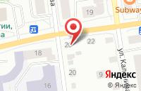 Схема проезда до компании Медведевский автолюбитель в Медведево