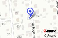 Схема проезда до компании ИНСТИТУТ УПРАВЛЕНИЯ (ХАНТЫ-МАНСИЙСКИЙ ФИЛИАЛ) в Ханты-Мансийске