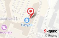 Схема проезда до компании Автомобильные и Дорожные Системы в Ханты-Мансийске