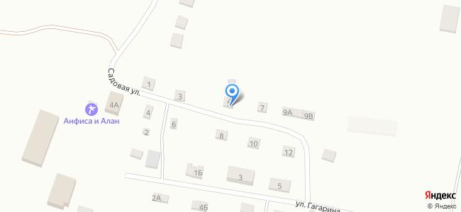 Казахстан, Акмолинская область, село Зеренда, Садовая улица, 5