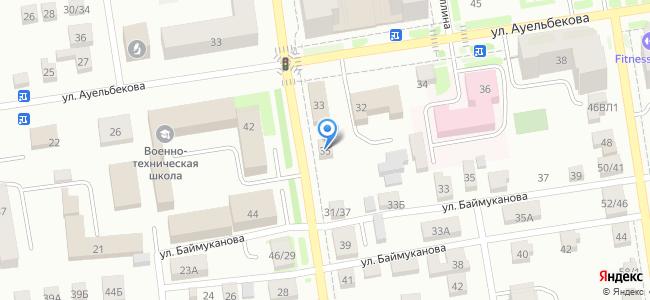 Казахстан, Акмолинская область, Кокшетау, улица Кенесары Касымулы, 35