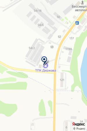 АЗС на карте Ишима