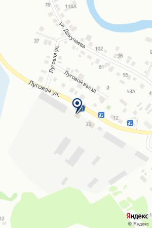 АДМИНИСТРАЦИЯ МО ДЫМКОВСКОЕ СЕЛЬСКОЕ ПОСЕЛЕНИЕ на карте Ишима