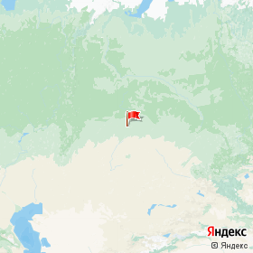 Weather station central 77 in Ishim, Tyumen Region, Russia