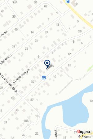 АДМИНИСТРАЦИЯ МО ПРОКУТКИНСКОЕ СЕЛЬСКОЕ ПОСЕЛЕНИЕ на карте Ишима