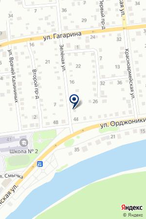 АДМИНИСТРАЦИЯ МО МИЗОНОВСКОЕ СЕЛЬСКОЕ ПОСЕЛЕНИЕ на карте Ишима
