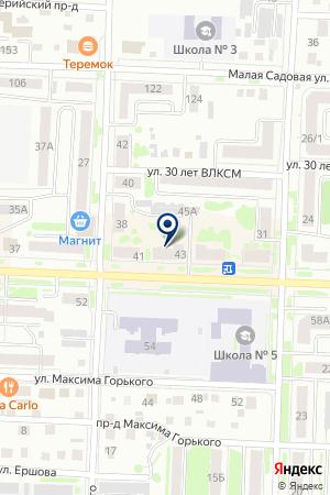 МАГАЗИН STEP (СТЭП) на карте Ишима