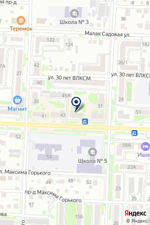 МАГАЗИН LEO (ЛЕО) на карте Ишима