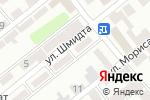 Схема проезда до компании Диляра в Шымкенте