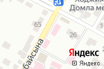 Схема проезда до компании Шымкентская городская поликлиника №9, ГККП в Шымкенте