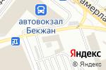 Схема проезда до компании Нұртілек в Шымкенте