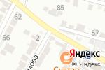 Схема проезда до компании Насиба Апа в Шымкенте