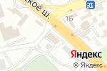 Схема проезда до компании Троя в Шымкенте