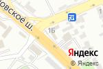 Схема проезда до компании ShymSolar в Шымкенте