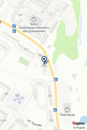 КОМПАНИЯ MARY KAY (МЭРИ КЭЙ) на карте Ишима