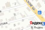 Схема проезда до компании Темирлан в Шымкенте