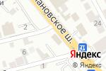 Схема проезда до компании Асыл-Маржан в Шымкенте