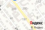 Схема проезда до компании Ахмаджан ата в Шымкенте