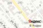 Схема проезда до компании B-STAR MEDIA в Шымкенте